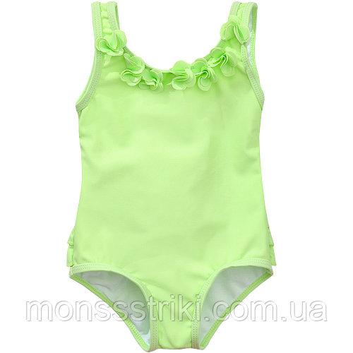 Детский купальник для девочки 9-12, 12-18, 18-24 месяца, 2-3 года