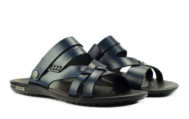 Мужские сандали синие 45 размер 6204-45