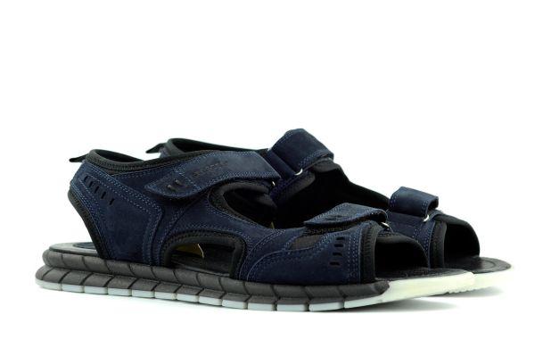 Мужские сандали синие 45 размер 6886-45
