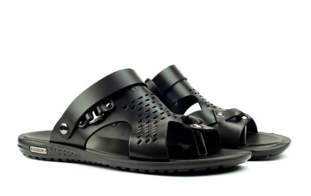 Мужские сандали черные 45 размер 6205-45