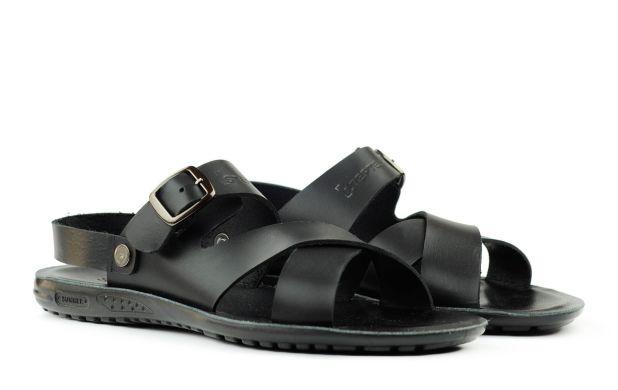 Мужские сандали черные 45 размер 6879-45