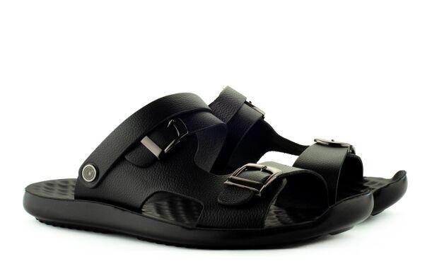 Мужские сандали черные 45 размер 7340-45