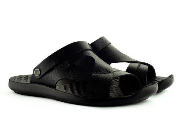 Мужские сандали черные 45 размер 7342-45