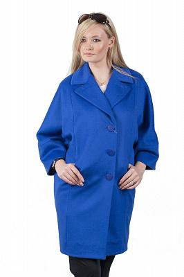 Женское пальто Teresa Tardia 51004 (синий)