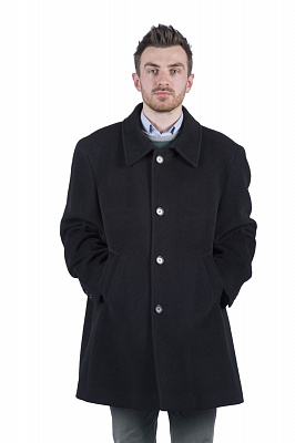 Мужское пальто Bella Bicchi 51741 (черный)