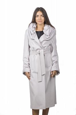 Женское пальто Teresa Tardia 50994 (серый)