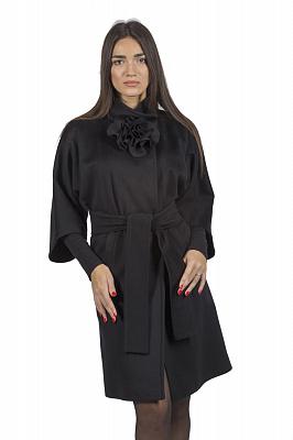 Женское пальто Teresa Tardia 51023 (черный)