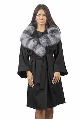Женское пальто Teresa Tardia 51025 (черный)