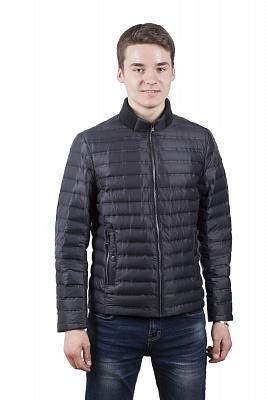 Мужская куртка City Class 51454 (синий, зеленый)