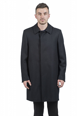 Мужское пальто Kuper 51717 (черный)