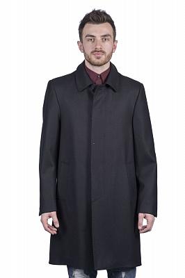 Мужское пальто Kuper 51726 (черный)