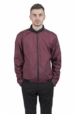 Мужская куртка City Class 52046 (бордо)