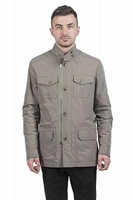 Мужская куртка Kuper 51413 (черный, хаки, бежевый)