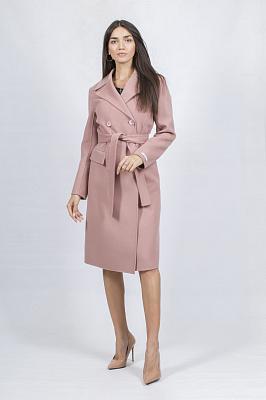 Женское пальто Stella Polare 51094 (черный, розовый)