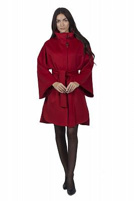Женское пальто Teresa Tardia 51002 (красный)