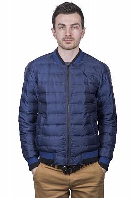 Мужская куртка City Class 51443 (синий)