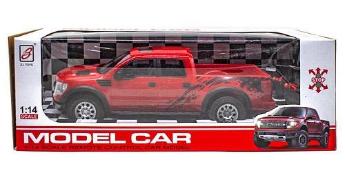 Джип Ford F-150 на радиоуправлении красный