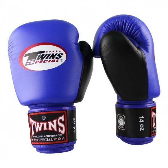 Боксерские перчатки Twins Special Muay Thai Boxing Gloves BGVL-3 (тренировочные)