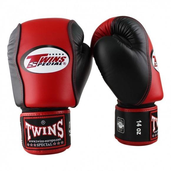 Боксерские перчатки Twins Special Muay Thai Boxing Gloves BGVL-7 (тренировочные)