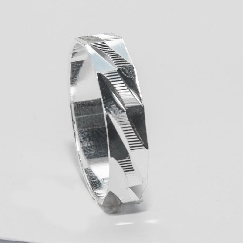 Кольцо Луиза размер 20 (серебро) (2065)
