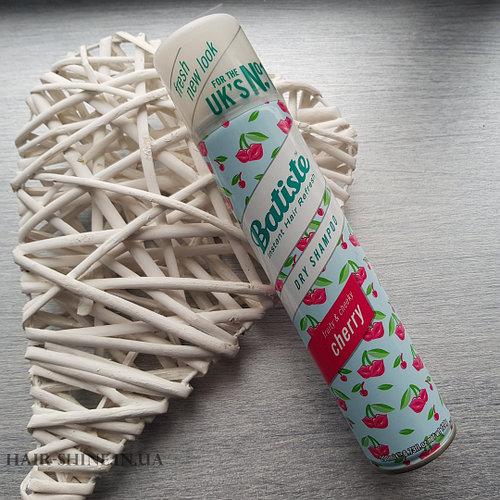 Сухой шампунь Batiste Cherry 200 мл