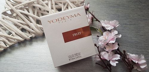 Женские духи Yodeyma FRUIT - 100ml аналог Be Delicious Dkny