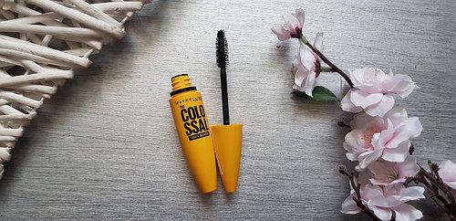 Тушь для ресниц Maybelline the Colossal 100% Black 10.7 ml