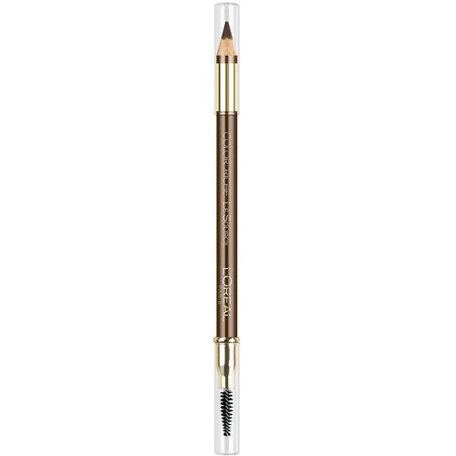Карандаш для бровей L'Oreal Color Riche Brow Artist Designer 303 Темно-коричневый