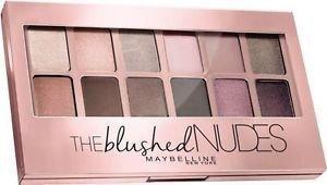 Палетка теней для век Maybelline Theblushed Nudes Palette 9.6