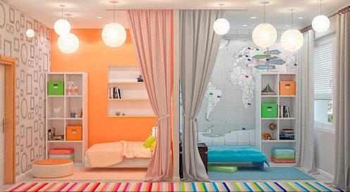 Детская комната ДКД 46