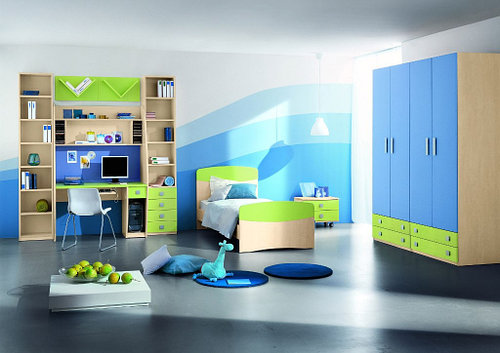 Детская комната ДКД 34