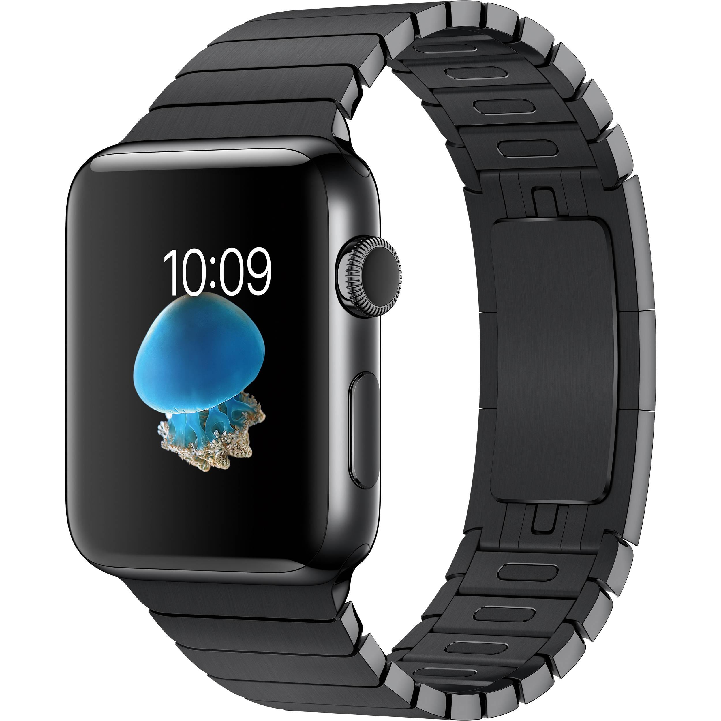 Ремешок Metal Link Band для Apple Watch 42mm (Black)