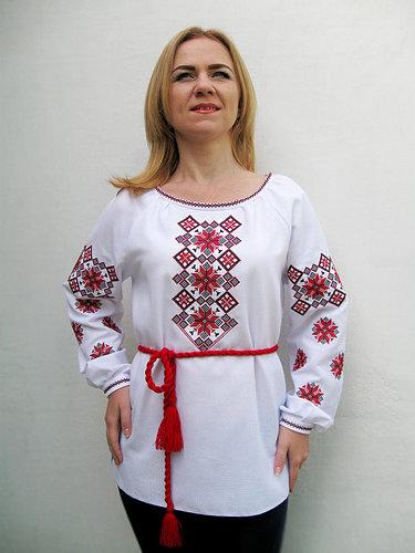 Вышиванка женская Наталка