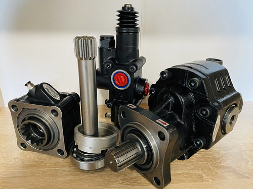Комплект гидравлики для коробки передач ZF