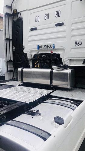 Гидравлика на тягач с баком за кабиной DAF, MAN, IVECO и RENAULT