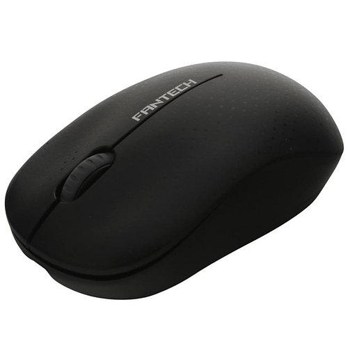 Мышь FANTECH W188 Black Wireless Дальность действия до 10 м Разрешение 1200 DPI 3 кнопки беспроводная