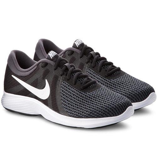 Кроссовки мужские оригинальные Nike Revolution 4 черные 41