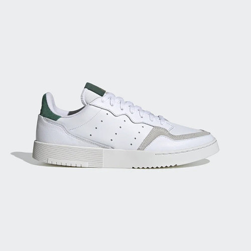 Кроссовки мужские оригинальные Adidas Supercourt кожаные белые 44,5
