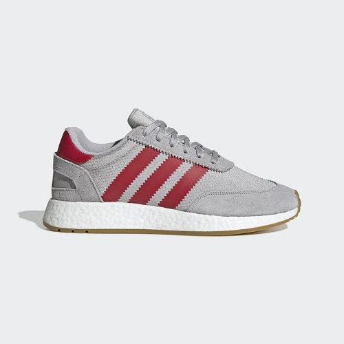 Кроссовки мужские оригинальные Adidas I-5923 серые 38,5