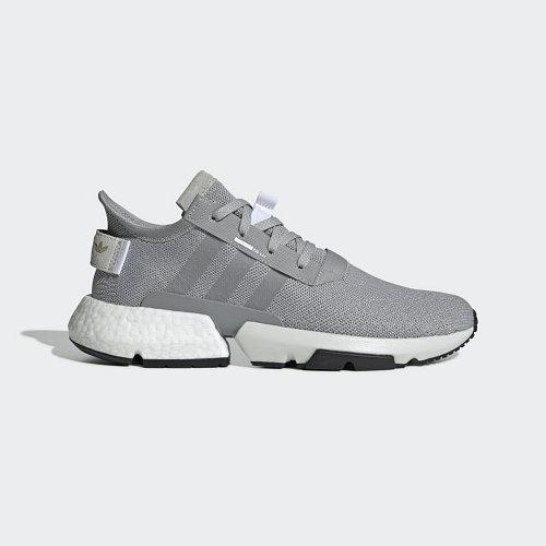 Кроссовки мужские оригинальные Adidas POD-S3.1 серые 46,5