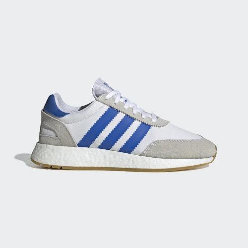 Кроссовки мужские оригинальные Adidas I-5923 белые 46