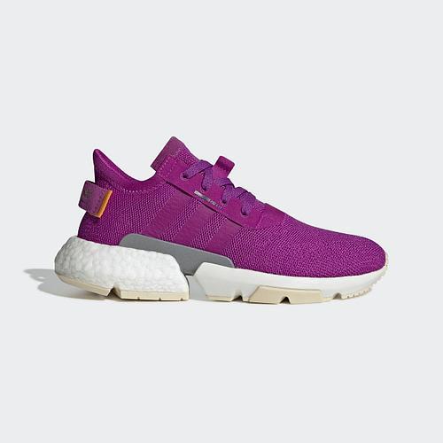 Кроссовки женские оригинальные Adidas POD-S3.1 фиолетовые 38