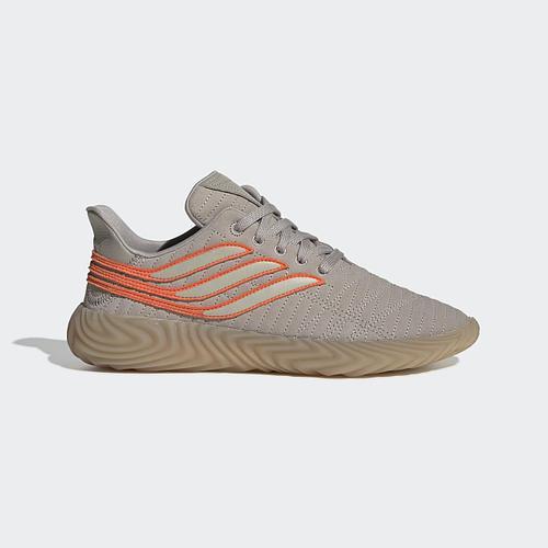 Кроссовки мужские оригинальные Adidas Sobakov коричневые 44