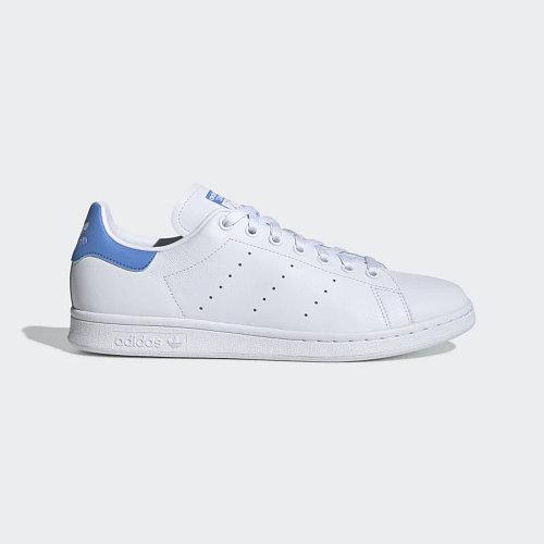 Кроссовки мужские оригинальные Adidas Stan Smith кожаные белые 43