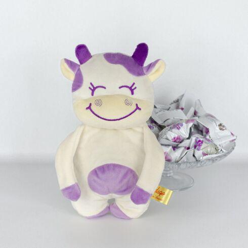 Мягкая игрушка Kidsqo Корова Хлоя для конфет 26см (640)