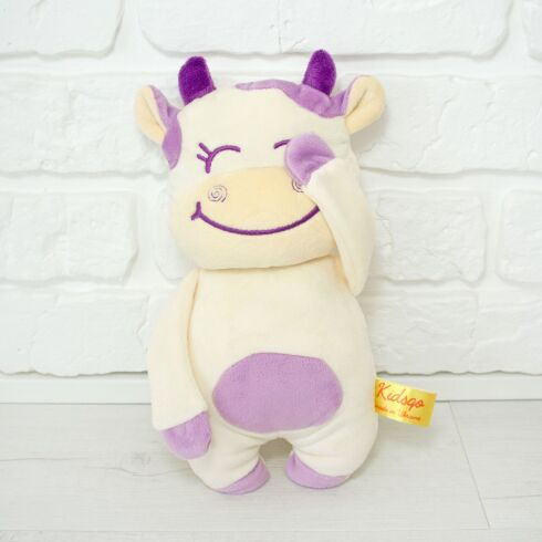 Мягкая игрушка Kidsqo Корова Хлоя 25см (629)