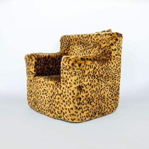 Детский Стульчик Zolushka леопард 43см (2176)
