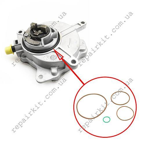 Ремкомплект вакуумного насоса VW & AUDI 2.0T FSI 06D145100H и 06D145100E