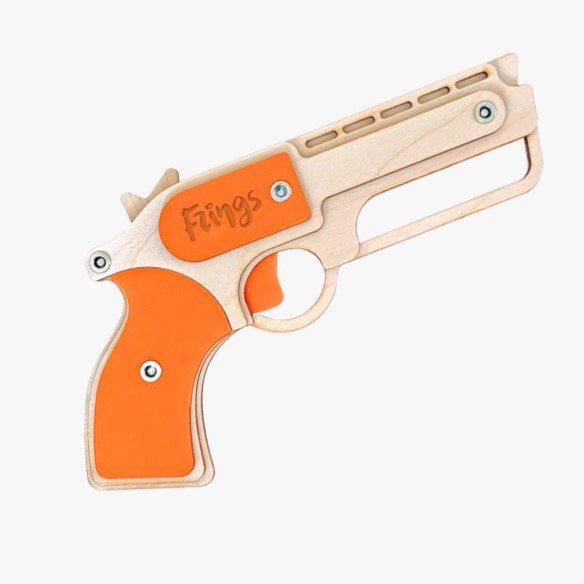 Револьвер-резинкострел ARMA, 16 зарядов