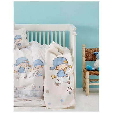 Постельное белье для младенцев Karaca Home - Baby Boys 2017-1 ранфорс Турция